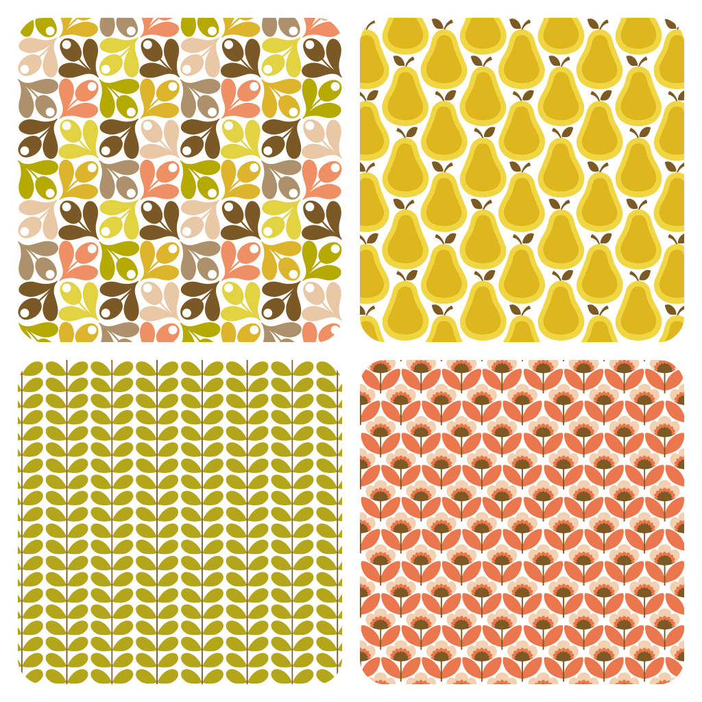 Color Combinations With Pink Orla Kiely Meets Method Jenny On The Spot Jenny On