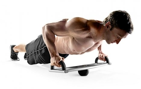 Core Pushup