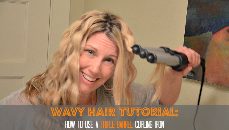 how to style hair with curling iron how to use a barrel curling iron on the spot 4398