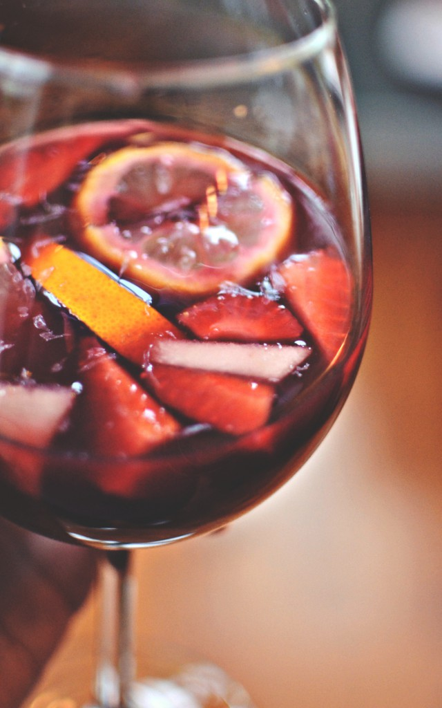 Sangria! by @jennyonthespot