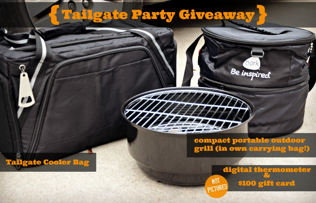 Tailgate Party Giveaway