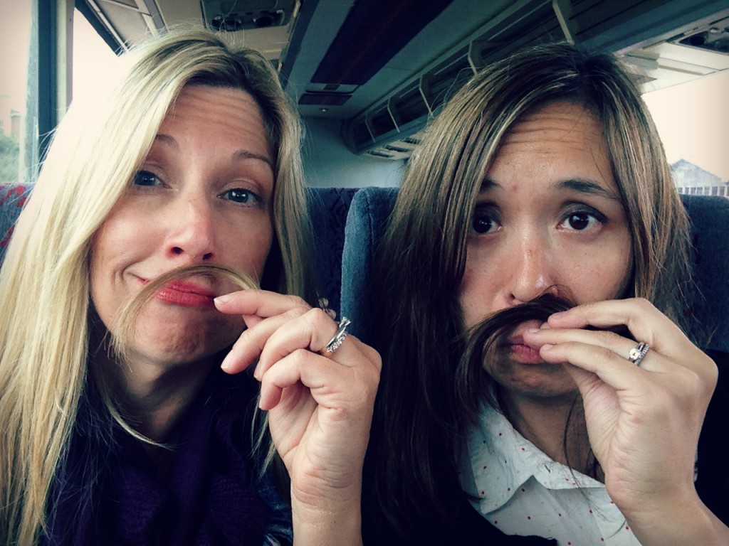 Click Retreat mustaches