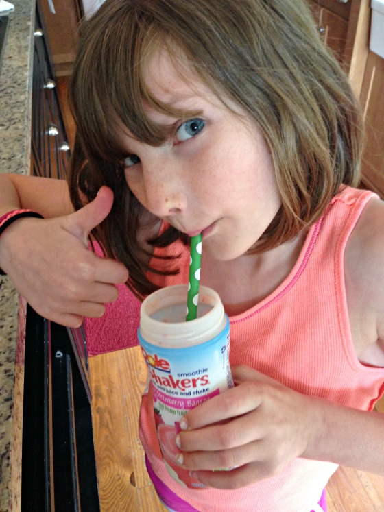 DOLE Smoothie Shakers Review