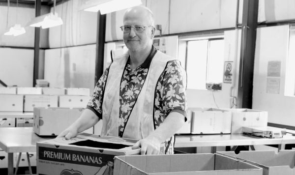 Barney Garton, Hunger Hero Interview: #FacesBehindHunger with Feeding America