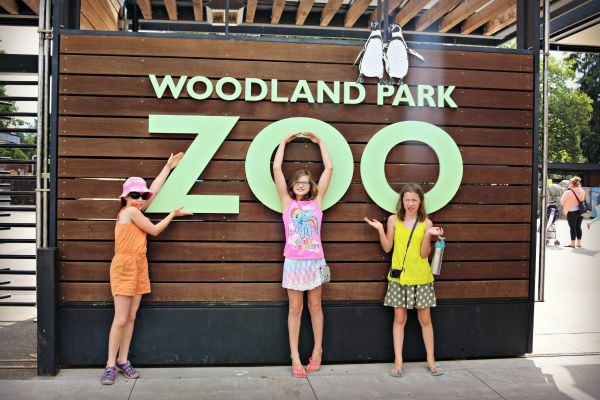 A visit to the Woodland Park Zoo