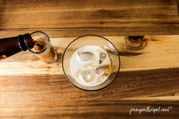 Root beer bubbles: A Black Cow #2 via @jennyonthespot